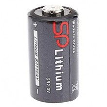 CR123A lithium batteries for tactical flashlights