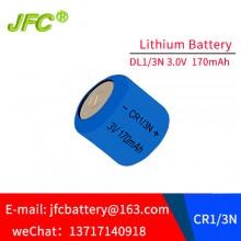 CR1/3N DL1/3N  CR11108  Varta CR1/3N  Sony CR1/3N 3.0V 170mAh