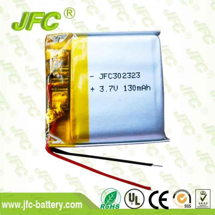 3.7V Polymer battery 302030