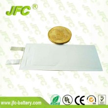 Ultra-Thin LiPo Battery  JFC052255 3.7V 48mAh, slice battery