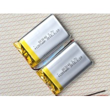 JFC 803048 3.7v 1200mah Rechargeable 803048 3.7V 1200mAh polymer battery