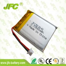 With Connector ( NTC ) Li-Polymer 3.7V Battery 560mAh JFC 503040 Li Battery for Small Electric Equipment