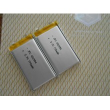 Jie Fu Cheng lithium battery li ion jfc452954 3.7v 770mah high capacity li-polymer battery